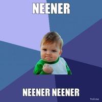 Neener-neener